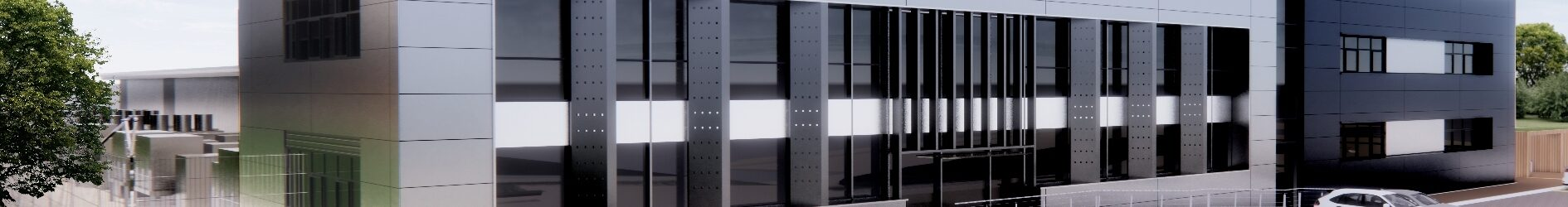 New Ionos/Fasthosts data centre